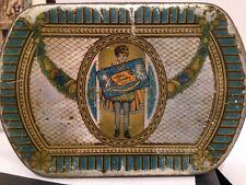 Allen Quality - St Paul - Chocolates - TINDECO Tin - 1920's - 18 Ounces