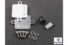 PAIR AIS SAS Valve Eliminator with SMOG block off plates Yamaha MT-10 R1