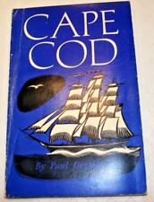 "Vintage 1965 ""CAPE COD"" by Paul Giambarba Book FREE SHIPPING!"