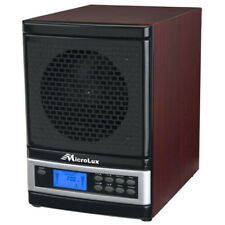 MicroLux ML4000D Pro UV Air Purifier HEPA Carbon Ion Air Cleaner - ML4000DCH