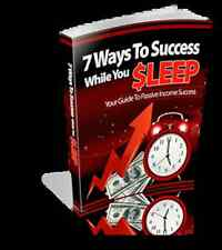 Make Money Even While You Sleep With Successful Passive online Businesses (CD)