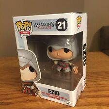 FUNKO POP Games: Assassins Creed - Ezio Action Figure See Pics