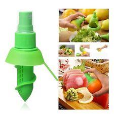 Spray Lemon Saftpresse Zitronenpresse Zitrus Presse Orangen Lime Entsafter