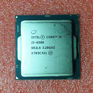 Intel Core i5 6500 SR2L6 3.20Ghz Quad Core LGA1151 CPU Processor Desktop