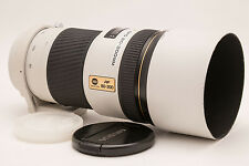 Minolta AF APO 80-200mm f/2.8 G HS Lens, Sony, High Speed