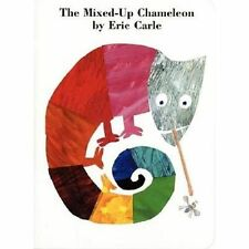 The Mixed-up Chameleon 9780694011476 by Eric Carle Hardcover