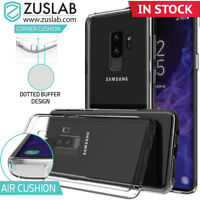 Galaxy s9 S8 Plus Case For Samsung Genuine ZUSLAB Slim Hybrid Anti Shock Cover