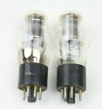 Pair Vintage RCA 0C3 Voltage Regulator Vacuum Tubes