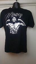 Floyd Mayweather Jr Promotions 'MONEY' Boxing Shirt large RARE