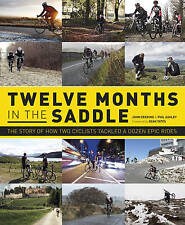 Twelve Months in the Saddle, Phil Ashley, John Deering, Acceptable Book