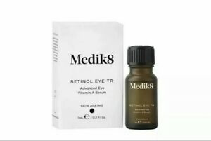 Medik8 Intelligent Retinol Eye TR. Supercharged Eye Vitamin A Serum 7ml. NEW