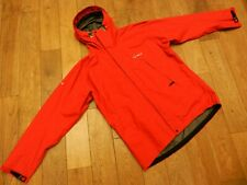 BERGHAUS AXIS GORE-TEX PRO SHELL WATERRPROOF MOUNTAIN PARKA JACKET COLOUR:RED XL