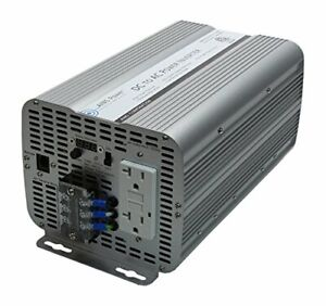 AIMS 2000 Watt Power Inverter ETL Listed