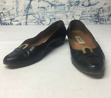 Bally Pumps Made in Italy Black 10M