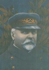 K1213 Amiral Gauchet - Ritratto - Stampa d'epoca - 1917 Old print
