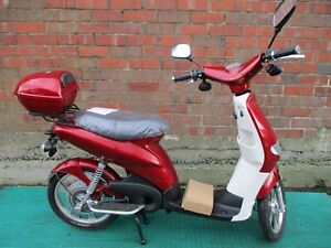 FOSTI FST LKE1 MK1 ELECTRIC SCOOTER E MOTORCYCLE NEW 48v 350w 8Nm