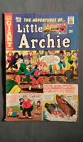 Adventures of Little Archie #40 (1966) VG-FN Archie Comics Giant Size Fall *