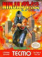 NINJA GAIDEN Classic Vintage Arcade Nintendo Atari Sega Poster 24x36 inch