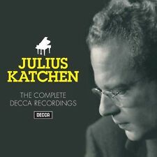 Julius Katchen - The Complete Decca Recordings [New CD] Boxed Set