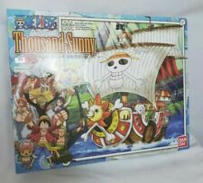 One Piece Thousand Sunny Ship New World Ver. Plastic Model Kit open box