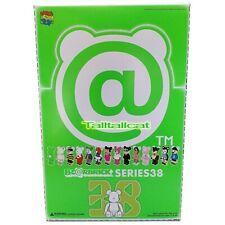 Medicom 100% Be@rbrick Series 38 Full box ( Case of 24pcs. ) Bearbrick S38