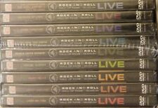 TIME LIFE ROCK AND ROLL HALL OF FAME MUSEUM LIVE DVD BOX SET 2009 9-DISC DVD NU*