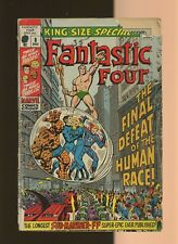 Fantastic Four Annual 8 GD 2.0 *1* Reprints FF Annual 1 by Stan Lee & Jack Kirby
