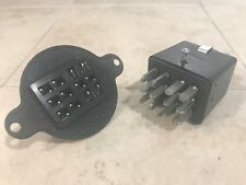 12 Pin Connector Set DC  AC Power Quick Disconnect, Rotor Lightning Protection