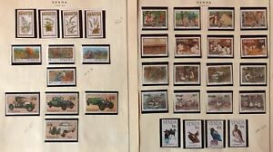 Lot of South Africa Venda Year 1985-1990 Stamps MNH