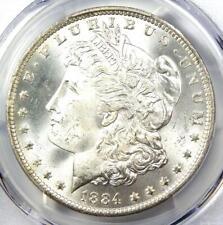 1884-O Morgan Silver Dollar $1 - Certified PCGS MS66+ Plus Grade - $400 Value!
