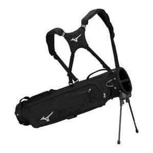 MIZUNO S19 BR-D2 STAND BAG 2-Way Staff/Black