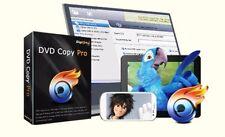Winx DVD Copy Professional, Backup-DVD Clones-DVD Burn-DVD Duplicator for 5 PCs