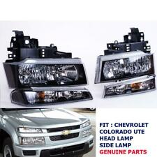 04-12 Chevrolet Colorado Holden Gmt355 Head Lamp light Fog Lamp Genuine Part
