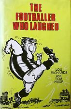 The Footballer Who Laughed Lou Richards, Tom Prior very good used condition HB