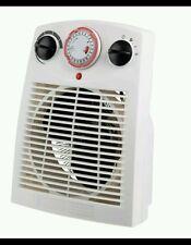 Termoventilatore timer termostato 1800-2000w casamix riscaldamento caldo 517188