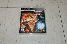Mortal Kombat w/ KRATOS Genuine Game BRAND NEW PS3