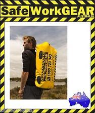 WorkSafeGEAR Hydraulic Dry Pack 120L Waterproof Rope Gear Storage Bag
