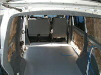 ALTRO CONTRAX FLOOR CUT TO FIT VW  T5 / T6 SWB  REAR  OTHERS AVAILABLE