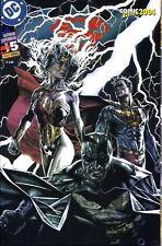 Batman/Superman # 5 (alemán) Lee Bermejo lim. Variant-cover-Edition Comic Action