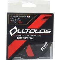 FLUOROCARBONE FISHING LINE YGK OLLTOLOS SPECIAL LEURRE 100M