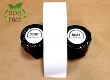 30387 Large Address Dymo® Compatible Rolls Tag White Thermal Labels  2 Rolls