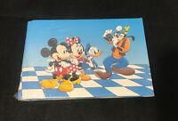 Vintage 1989 Disney Character Collection Photo Album 24 Pockets - NEW