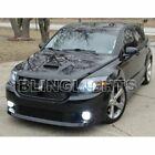 2008 2009 Dodge Caliber SRT-4 SRT4 Halo Angel Eye Foglamps Foglights Driving Kit  for sale