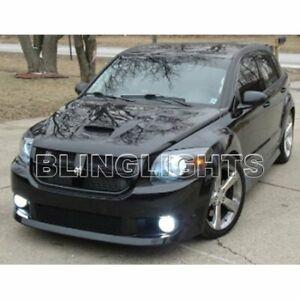 2008 2009 Dodge Caliber SRT-4 SRT4 Halo Angel Eye Foglamps Foglights Driving Kit