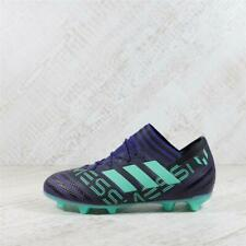 Junior Adidas Nemeziz Messi 17.1 FG Ink/Green Football Boots (TGF55) RRP £99.99
