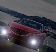 2016 2017 Mazda6 Xenon Halogen Driving Lights Fog Lamps Kit 16 17