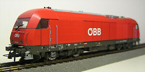 Roco HO OBB BR2016 Diesel Loco with factory fitted Zimo DCC decoder BRAND NEW