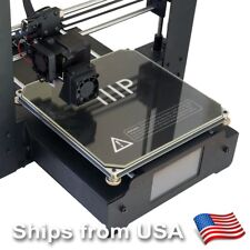 3D Printer Boro Glass Wanhao Duplicator i3 Anet A8 MP Maker Select 4mm Thick