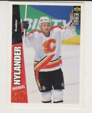 1996-1997 Upper Deck Collector's Choice #38 Michael Nylander Calgary Flames