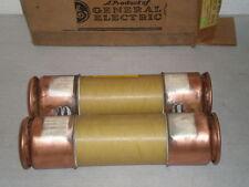 New GE General Electric 18R Motor Starter Fuse 9F60MCB218 Size DD, 2.54 Max K.V.